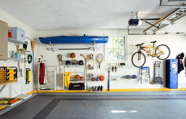 Organizing That Garage Precision Garage Door