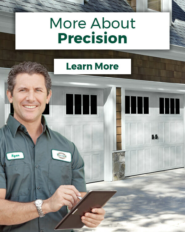 About Precision Garage Doors