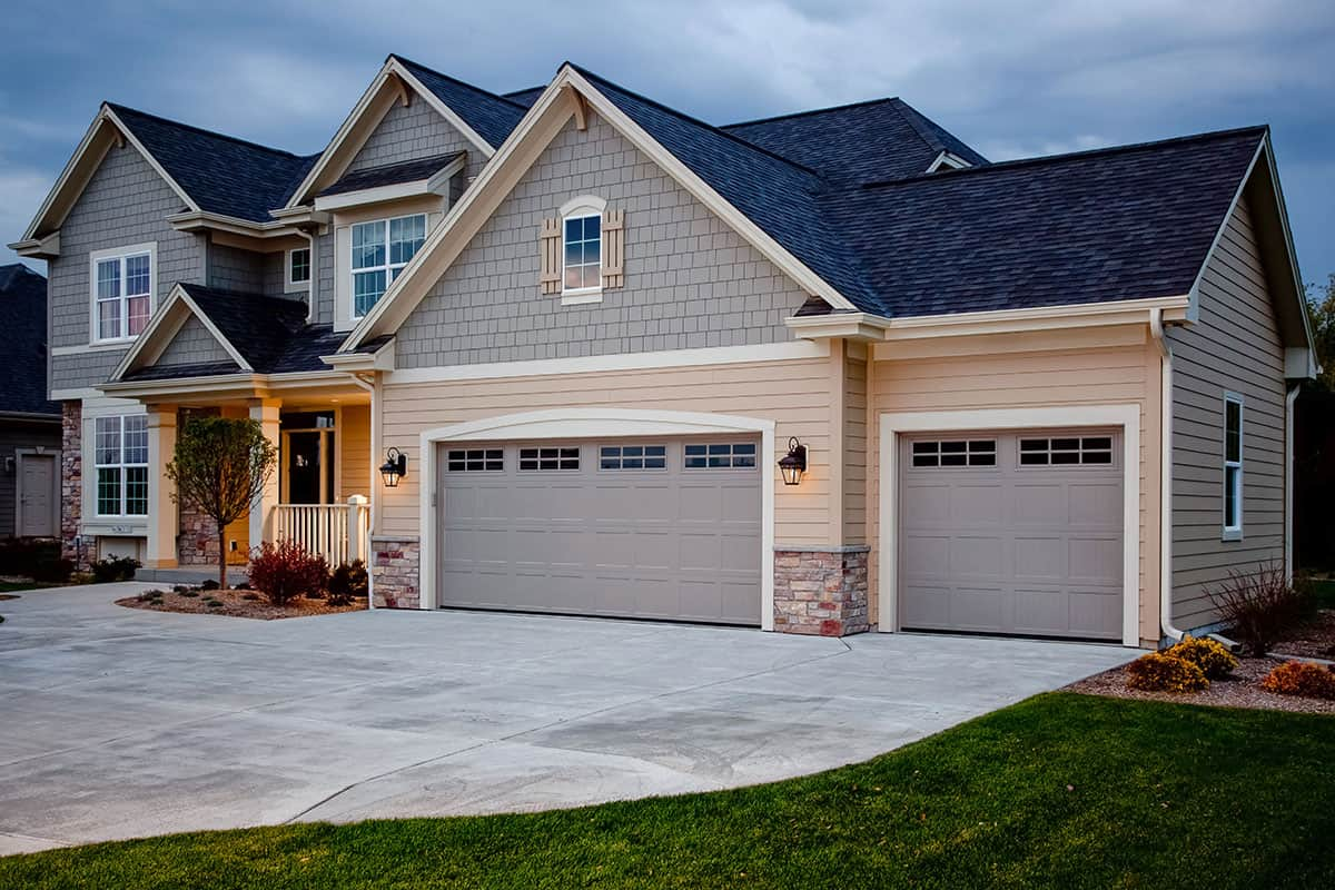 Cambridge Collection - Precision Garage Door